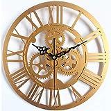 dufgbiAntike Ganguhr Gang-mechanische Uhrgang-große Wanduhr für Hauptkunst-Wand-Dekorations-Raum, A1