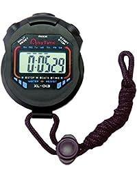 Montre chronomètre numérique de sport, pour la course et la salle de sport