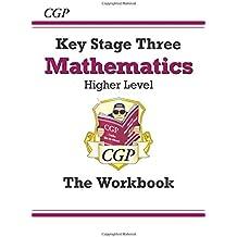 KS3 Maths Workbook - Higher (CGP KS3 Maths)