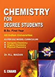#8: Chemistry for Degree Students (First Year)