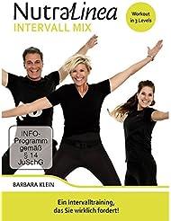 """'nutral inea® DVD """"intervalos Mix con Barbara pequeño, Andy Sass & Ramona aschka"""