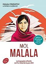 Moi, Malala de Malala Yousafzai