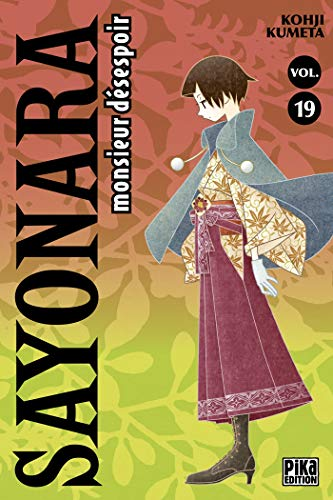 Sayonara Monsieur Désespoir Edition simple Tome 19