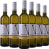 VIPAVA 1894 Vino bianco Moscato giallo (6 x 0,75 l)-(Rumeni Muškat) 2018, vino bianco dolce raccolto a mano