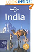 #10: Lonely Planet India (Travel Guide)