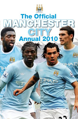 Official Manchester City FC Annual 2010 2010