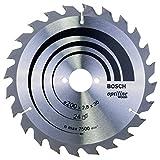 Bosch Zubehör 2608640618 Kreissägeblatt Optiline Wood 200 x 30 x 2,8 mm, 24