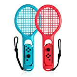 ACHICOO for Ma Rio Tennis ACE Game Playing ABS Tennis Racket Handle Controller Accessories and Practical Gifts