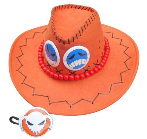 ace-hat-orange-costume-of-high-quality-cosplay-tool-one-piece-port-gas-d-ace-fire-fist-japan-import