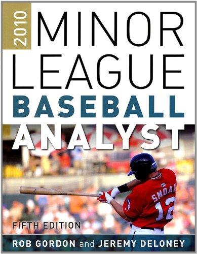 Minor Leagure Baseball Analyst (Minor League Baseball Analyst)
