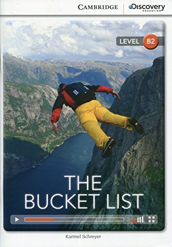 The Bucket List Upper Intermediate Book with Online Access (Cambridge Discovery Interactiv)
