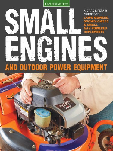 Small Engines and Outdoor Power Equipment (English Edition)