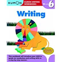 Writing, Grade 6 (Kumon Writing Workbooks)