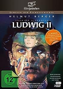 Ludwig II. - Die komplette restaurierte Miniserie in 5 Teilen (Luchino Visconti - Director's Cut ) - Filmjuwelen [2 DVDs]