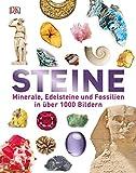 Steine: Minerale, Edelsteine und Fossilien in über 1000 Bildern -