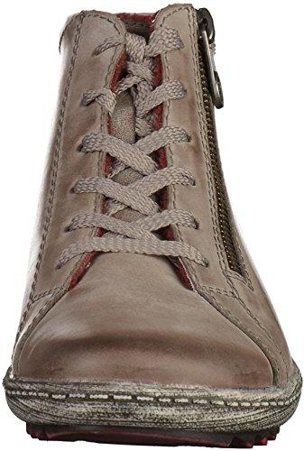 Cinza R1470 Remonte Ankle Senhoras Boot x4wEqnqp5Y