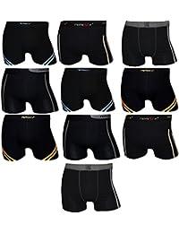 Remixx 10 Retro Herren Boxershorts gemischt Übergrößen Größe M L XL XXL 3XL 4XL 5XL 6XL