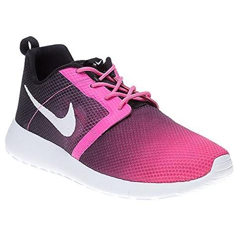 Nike Roshe Run Flight Weight Jungen Sneaker Pink