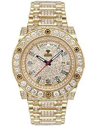 AQUA MASTER W#119D-2 1-1 - Reloj para hombres