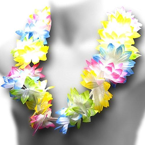 amscan International Hawaiian Halskette Lei Hula Girl
