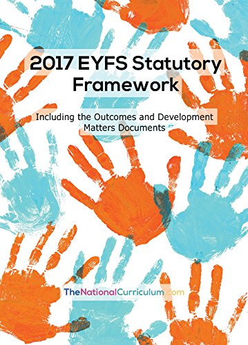 The EYFS Statutory Framework, Outcomes & Development Matters 2018