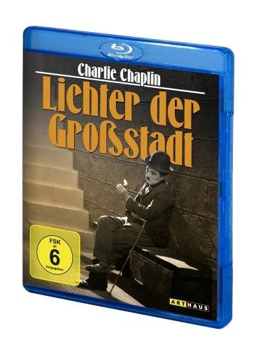 Bild von Charlie Chaplin - Lichter der Großstadt [Blu-ray]