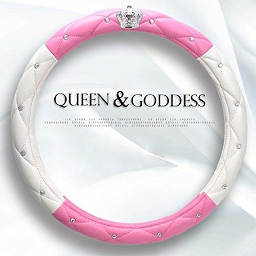 coprivolante-auto-donna-ragazze-elegante-fashion-diamond-collection-auto-volante-con-corona-e-diaman