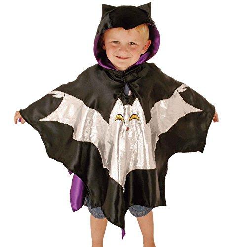 Costume da pipistrello viola bambina 8  9 anni  (128  134 ... 09d063ef19db