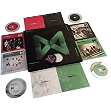 MONSTA X Album - THE CONNECT : DEJAVU [ ALL SET ] CD + Booklet +