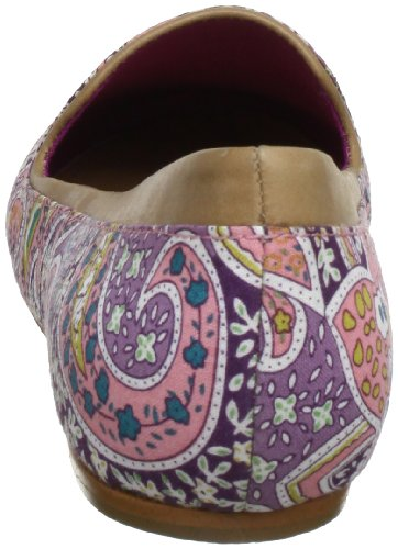ESPRIT Tally Slipper Q05505, Mocassini donna Rosa (Pink (ancient pink 668))