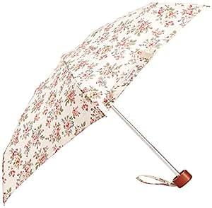 Cath Kidston Women's Tiny 2 Umbrella, Kingswood Rose Ivory, One Size