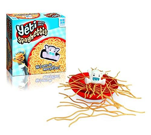 Megableu – 678 019 – Yeti dans Mes Spaghettis