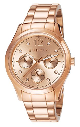 Esprit Damen-Armbanduhr Tracy Analog Quarz ES106702003