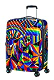 AMERICAN TOURISTER MWM Summer Fun - Spinner 66/24 Expandable Bagage cabine, 66 cm, 69 liters, Multicolore (Vectorfunk)