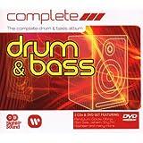 Drum & Bass ( 2 x CD + DVD)