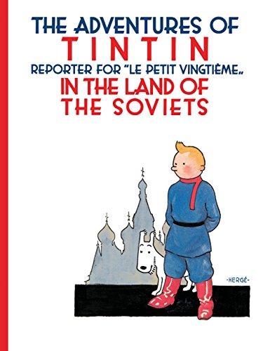 Tintín In The Land Of Soviets (The Adventures of Tintin) por Vv.Aa