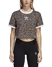 4749d794 Amazon.co.uk: adidas - Tops, T-Shirts & Blouses / Women: Clothing