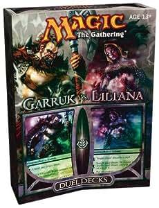 Magic Duel Decks Garruk vs. Liliana englisch [German Version]