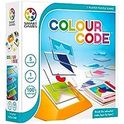 Smart Games - Colour Code, juego de ingenio (SG090)