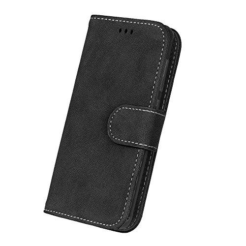Wkae Case Cover Housse de protection en cuir pour iPhone 3G / 3G / 3G / 3G / 3G / 3GS ( Color : 6 , Size : Huawei Y3 II Y3 2 ) 1