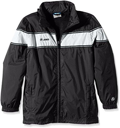 Jako giacca per tutte le stagioni Bambino Player nero/bianco
