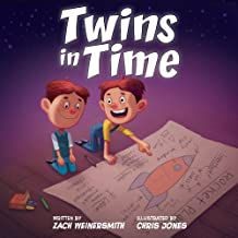 Twins in Time (English Edition)