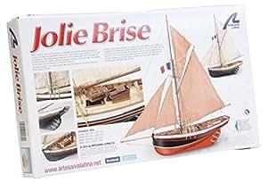 ARTESANIA LATINA JOLIE BRISE 22180 Model Ship Kit 1:50 by Artesania Latina