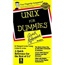 UNIX For Dummies: Quick Reference, 4th Edition: 4th Edition