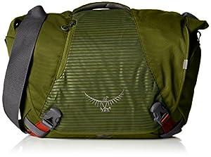 Osprey Flap Jack Courier - Bandolera - verde 2014