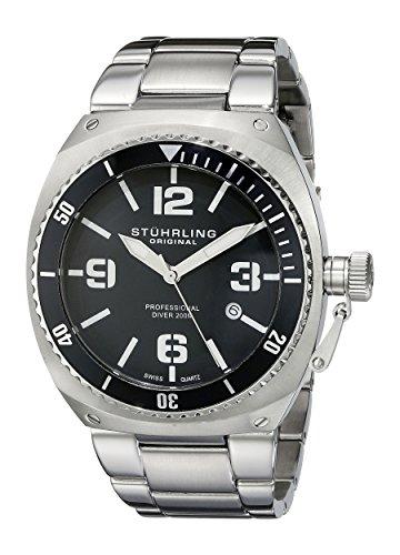 51oiaGy4xbL - Stuhrling Original Mens 410.331113 watch