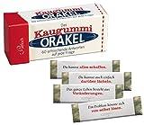 Das Kaugummi-Orakel: 60 erfrischende Antworten auf jede Frage