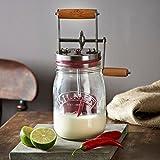 kilnerâ ® Manual mantequilla churner