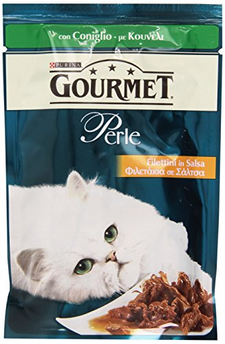 Gourmet Perle Filettini in Salsa, 85 g