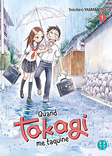 Quand Takagi me Taquine Edition simple Tome 1